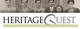 HeritageQuest Genealogy